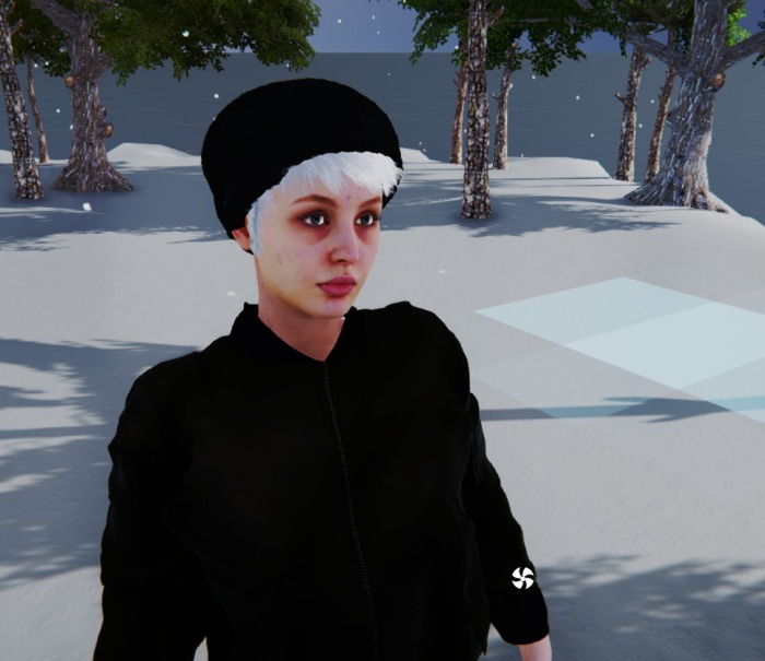 Facescan in unity